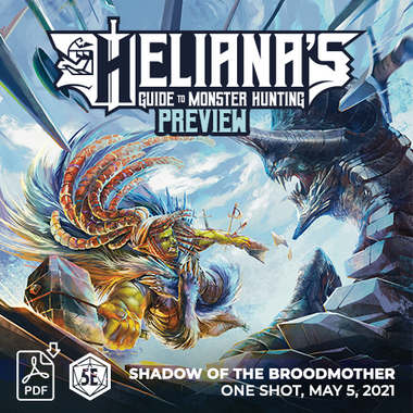 Heliana's Guide to Monster Hunting: Preview (PDF)