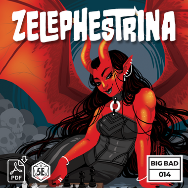 Big Bad Booklet 014 Zelephestrina (PDF)