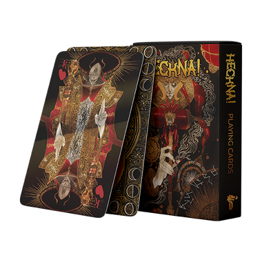 Heckna! Playing Cards (PREORDER)