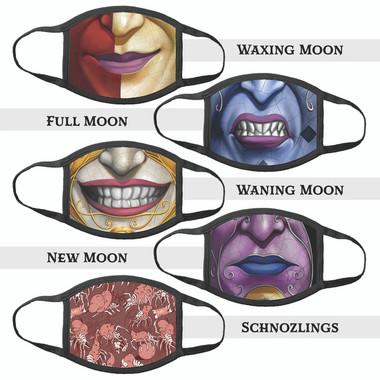 Heckna! Facemasks (PREORDER)