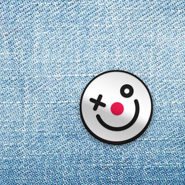 Heckna! Logo Pin (PREORDER)