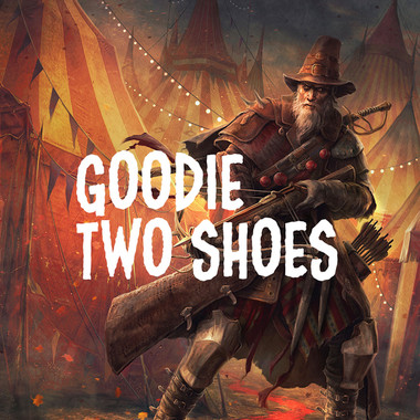 Heckna! Minis - Goodie Two Shoes (PREORDER)