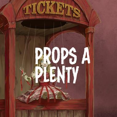 Heckna! Minis - Props A-Plenty (PREORDER)