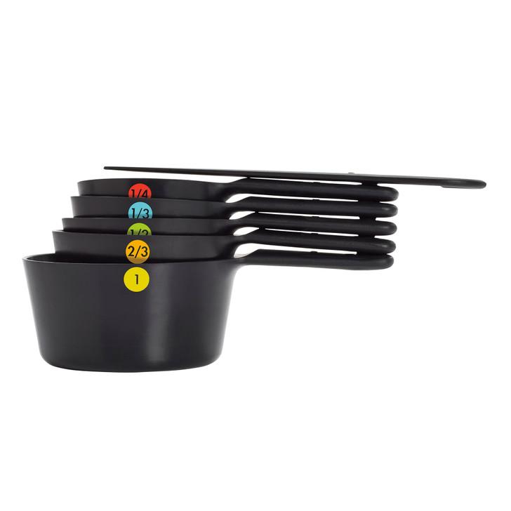 6-Piece Plastic Measuring Cups