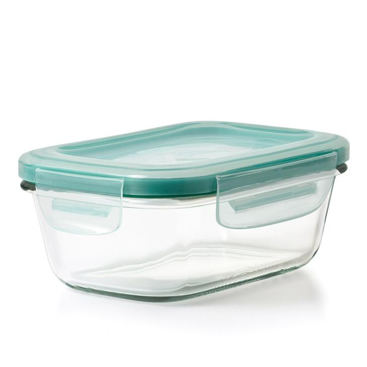 Smart Seal Glass Rectangular Container 400ml