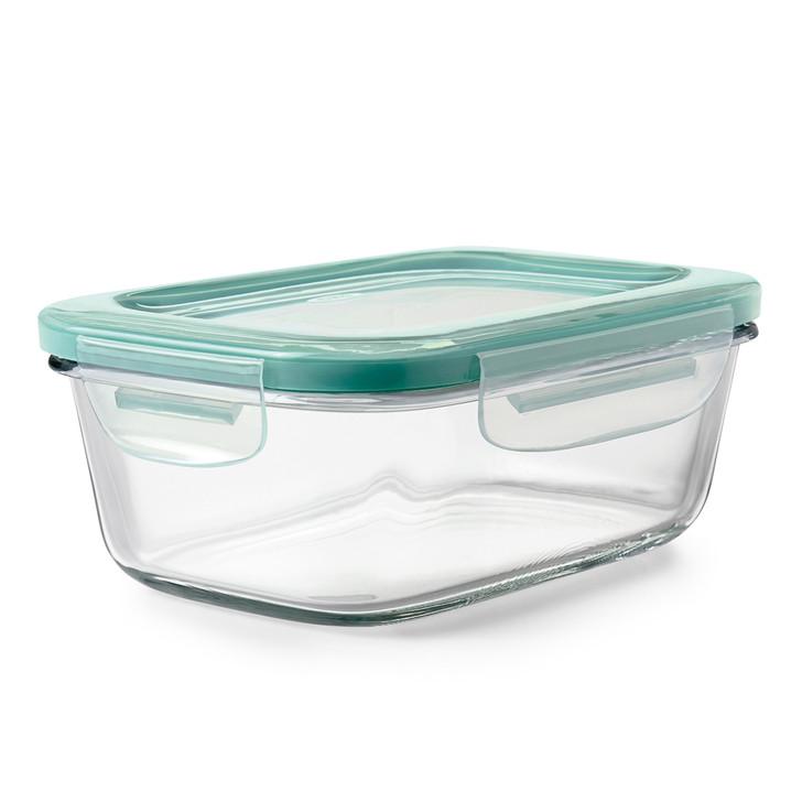 Smart Seal Glass Rectangular Container 800ml