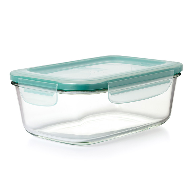 Smart Seal Glass Rectangular Container 1.8L