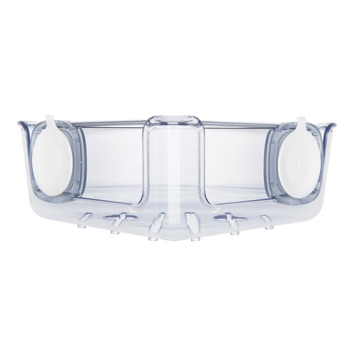StrongHold™ Suction Corner Basket