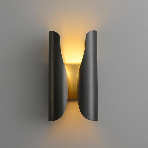 Guardian Wall Sconce Bronze