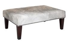 3ft x 2ft Cowhide Footstool FST929