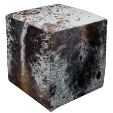 Cowhide Cube