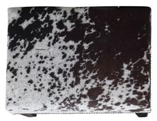 2ft x 1.5ft Cowhide Footstool / Ottoman FST002-21