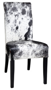 Cowhide Dining Chair