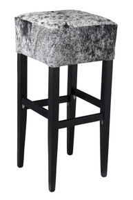 Bentley Cowhide Bar Stool