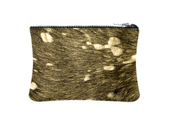 Small Cowhide Purse SP466 (10cm x 14cm)