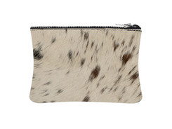 Small Cowhide Purse SP489 (10cm x 14cm)