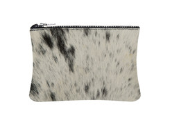 Small Cowhide Purse SP497 (10cm x 14cm)
