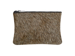 Small Cowhide Purse SP524 (10cm x 14cm)