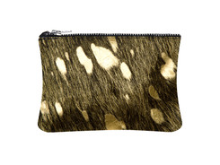 Small Cowhide Purse SP539 (10cm x 14cm)