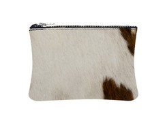 Small Cowhide Purse SP542 (10cm x 14cm)