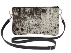 Cowhide Shoulder Bag DRB217 (15cm x 23cm)