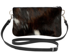 Cowhide Shoulder Bag DRB224 (15cm x 23cm)