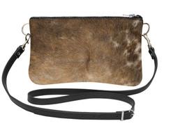 Cowhide Shoulder Bag DRB262 (15cm x 23cm)