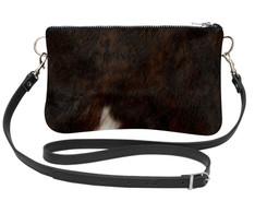 Cowhide Shoulder Bag DRB270 (15cm x 23cm)