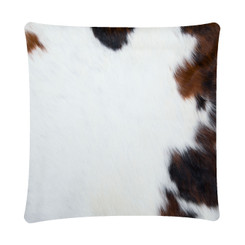 Cowhide Cushion CUSH068-21 (40cm x 40cm)