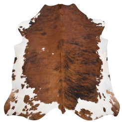 Cowhide Rug MAY007-21 (200cm x 200cm)