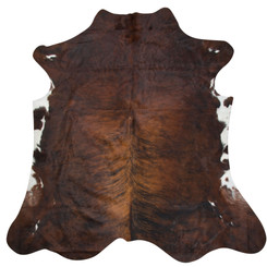 Cowhide Rug MAY020-21 (210cm x 200cm)