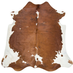Cowhide Rug MAY021-21 (200cm x 180cm)