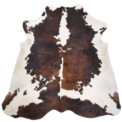 Cowhide Rug MAY046-21 (230cm x 220cm)