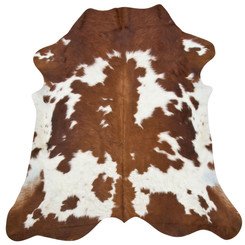 Cowhide Rug MAY054-21 (200cm x 180cm)