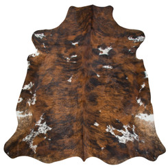 Cowhide Rug MAY071-21 (230cm x 220cm)