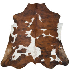 Cowhide Rug MAY078-21 (210cm x 200cm)