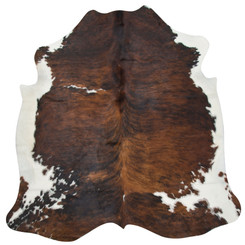 Cowhide Rug MAY094-21 (200cm x 180cm)