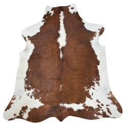 Cowhide Rug MAY104-21 (220cm x 210cm)