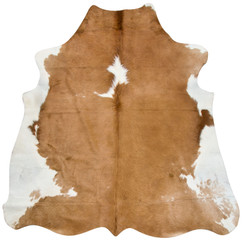 Cowhide Rug MAY120-21 (190cm x 190cm)