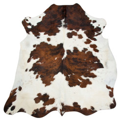 Cowhide Rug MAY125-21 (210cm x 190cm)