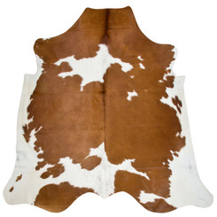 Cowhide Rug MAY127-21 (230cm x 220cm)