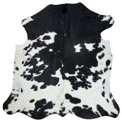 Cowhide Rug MAY128-21 (200cm x 190cm)