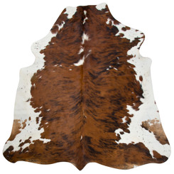 Cowhide Rug MAY138-21 (210cm x 200cm)