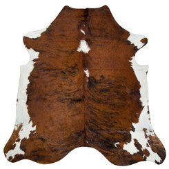 Cowhide Rug MAY175-21 (210cm x 200cm)