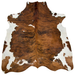 Cowhide Rug MAY179-21 (220cm x 220cm)
