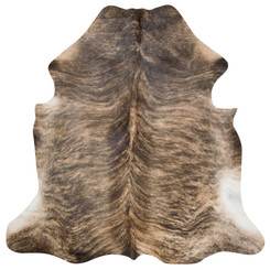 Cowhide Rug MAY185-21 (210cm x 190cm)