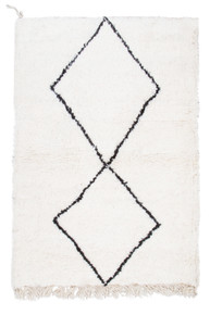 Moroccan Berber Rug BER295-S-21 (110cm x 90cm)
