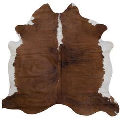 Cowhide Rug JUNE024-21 (200cm x 180cm)