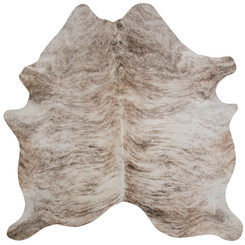 Cowhide Rug JUNE104-21 (180cm x 170cm)