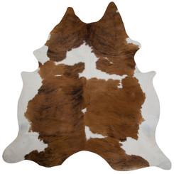 Cowhide Rug JUNE144-21 (230cm x 210cm)